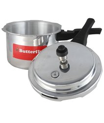 015570be188 Butterfly Friendly 5 L Pressure Cooker with Induction Bottom(Aluminium)