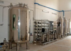 Alkaline Drinking Water Plant