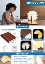 LED LAMP BOOK