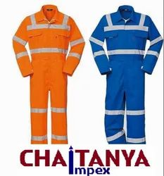 Fire Retardant Modacrylic Coverall