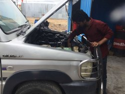 Petrol Pump Cum Modern Automobile Workshop Service Station Project Report Consultancy
