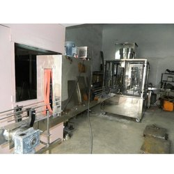 Bottle Filling And Sealing Machine
