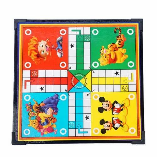 Ludo - Ludo Board Game Manufacturer from Meerut