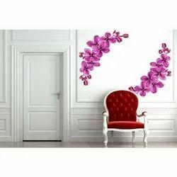 Floral 3D Wallpaper