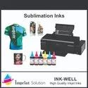 Sublimation Ink for L 130, L220, L380, L1300 Epson Printer