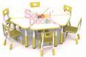 Nursery Class Room Adjustable Furniture