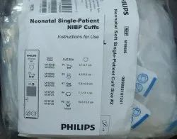 Philips Size 2 Neonatal Disposable Cuffs Model M1868S