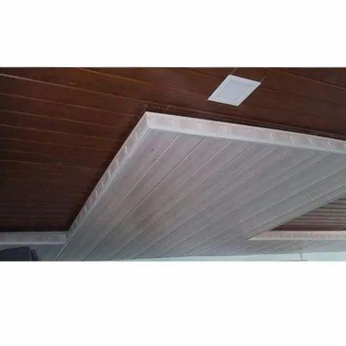 PVC False Ceiling - PVC Ceiling Panel Manufacturer from ...