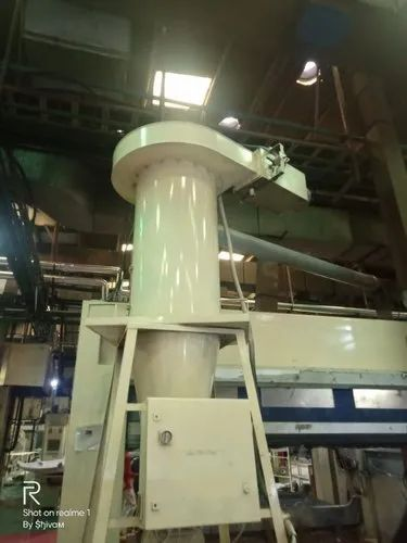 Cyclone Dust Collector With Spark Arrestor
