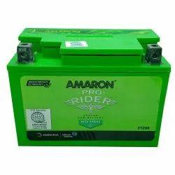 Bike Amaron Automotive Battery, Model Name/Number: Etz9r, Voltage: 12v