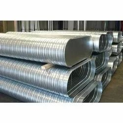 Galvanized Iron Spiral Oval Duct