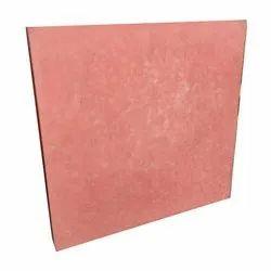 Red Plain Floor Concrete Tile, Thickness: 20-25 mm, Size: 30x30 cm