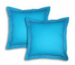 Lushomes Half Panama Cushion Cover (Satin stitch)