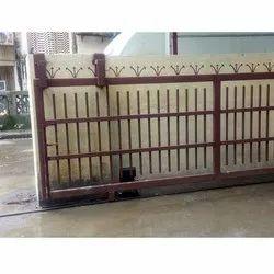 Mild M.S Sliding Gate