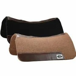 Western Wool Horse Saddle Pads