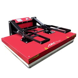 Clam-Shell Flat Heat Press Machine (24x32 Inch)