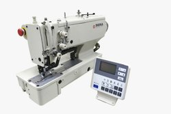SERA-SR-1890- Electronic Button Hole Machine
