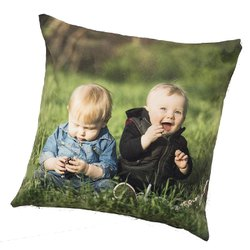 Sublimation Cushion Cover, Size: 16 X 16 Inch