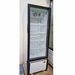 280 Litres Western Visi Cooler (Glass Door Refrigerator)