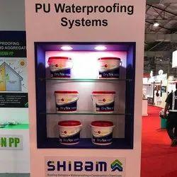 Drytex HB 500 Acrylic PU Waterproofing