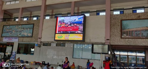 P4.8 Outdoor LED Video Wall