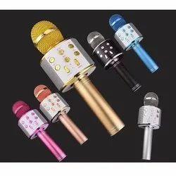 Wireless 858 Karaoke Microphone