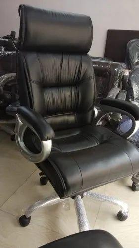 Astonishing Synthetic Leather Boss Chairs Creativecarmelina Interior Chair Design Creativecarmelinacom