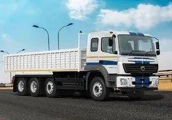 Trucks Goods Transportation