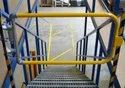 industrial safety gates for stairs