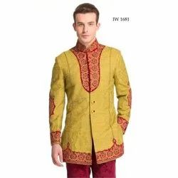 Diwan Saheb IW-1681 Mens Embroidered Indo Western