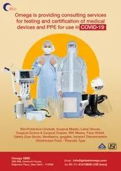 Testing And Certification of PPE Equipments