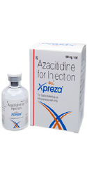 Xpreza 100 Mg Azacitidine Injection