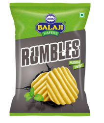 Rumbles Pudina Twist Chips