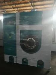 Multi Solvent Dry Cleaning Machine