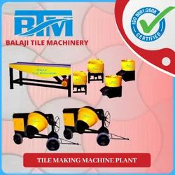 Tile Making Machine Plant