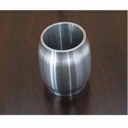Mild Steel CNC MACHINED BUSH, Material Grade: Ms 1018, Size: 35mm