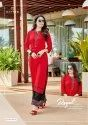 Casual Wear Stitched Panghat Vol 11 By Mittoo Kurtis With Palazzo