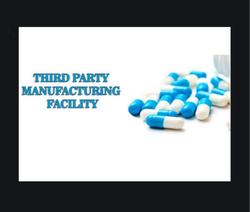 Third Party Manufacturer of Pharmaceutical