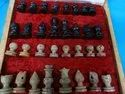 Stone Handcrafted Chess Set