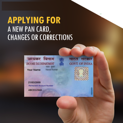 2-3 Days Online Pan Card Registration