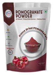 Freeze dried pomegranate powder