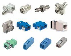 Silica Fiber Fiber Optic Adapters, for Optical Networks