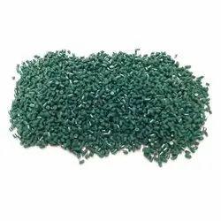 Green HD Plastic Granules