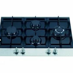 684 x 520 x 100 mm 4 Burner Gas Hob