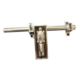 Haani Group Stainless Steel L Drop Door Lock, Rod Thickness: 12 Mm, Size: 8 To 14 Inch