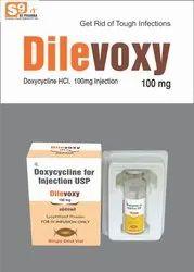 Doxycyline HCL.100mg