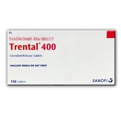Trental 400 Mg Tablet