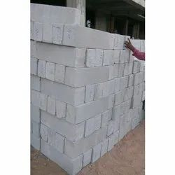 Omega Blocks Autoclaved Aerated Concrete Block, Size: 24 x 8 x 6 Inch