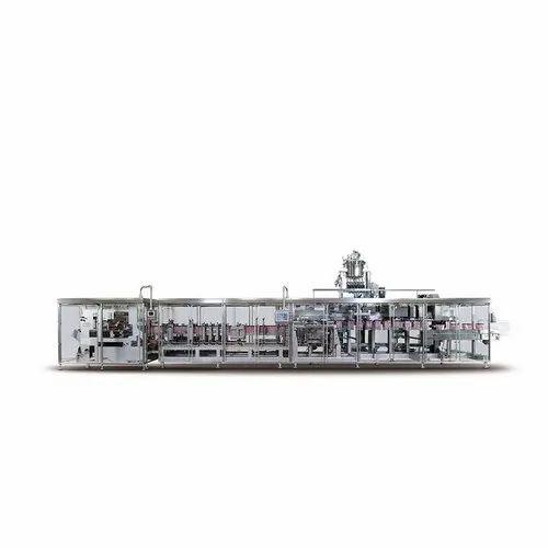 Mespack HCM-420 FED 40 Kw Fastest Horizontal Packaging Machine