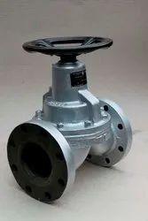 UNICK Water Cast Iron Diaphragm Valve